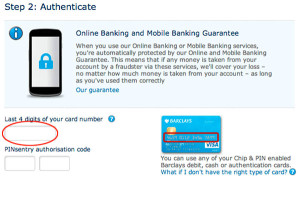 myBarclays LogIn p2